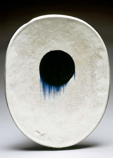 Japanese Ceramic Art by jun kaneko (Japanese)