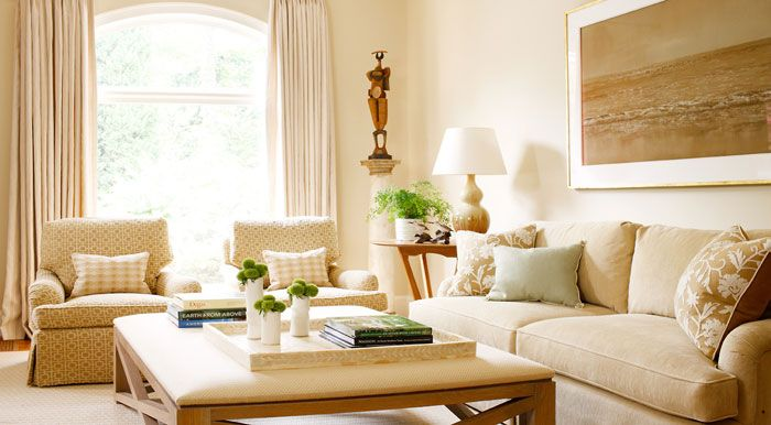 Beige Living Rooms Are Breathtaking And Can Be Far From Boring 6