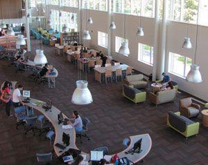 library design consultant company