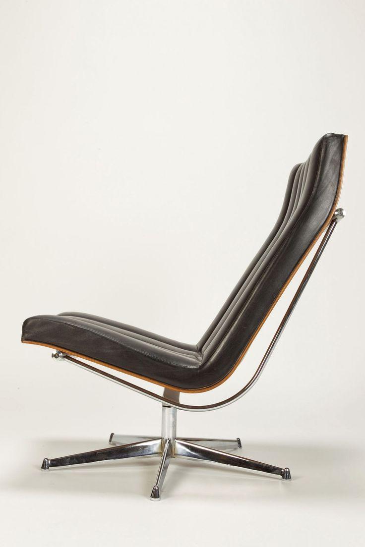 Carvajal Leather Easy Chair