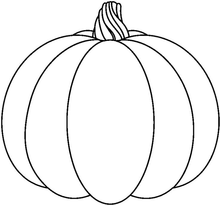 Pumpkin black and white pumpkin with dotted lines clipart ...