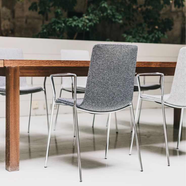 Lottus high back armchair designed by Lievore Altherr Molina for Enea | Office design, home design, dining table, decor, interior design, designer furniture, task, conference, castor, armchair