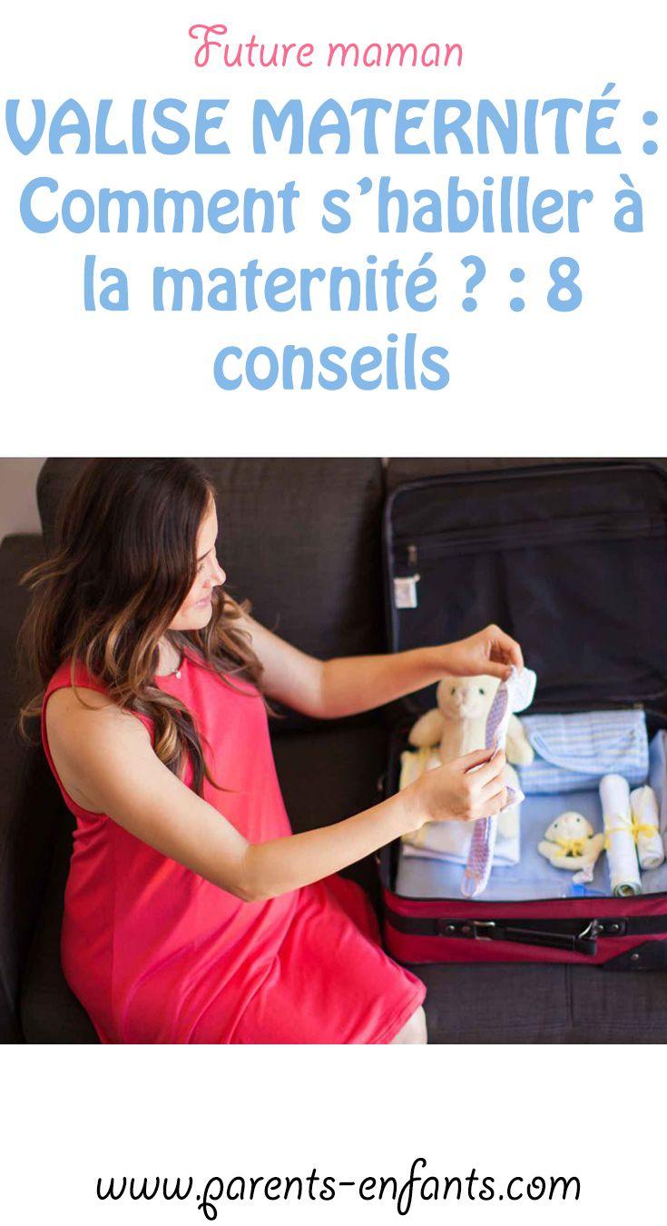Valise Maternite Comment S Habiller A La Maternite 8 Conseils Valise Maternite Maternite S Habiller