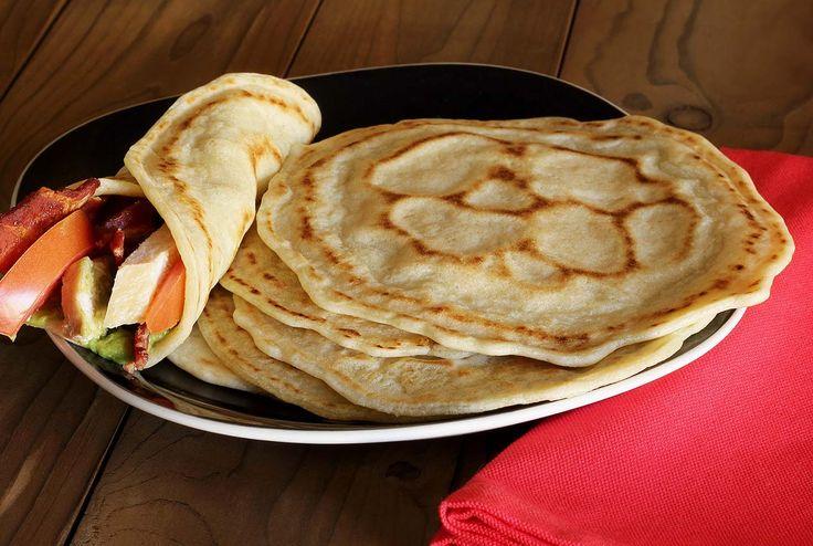 ... Daily on Pinterest | Ciabatta, Crackers and Gluten free pita bread