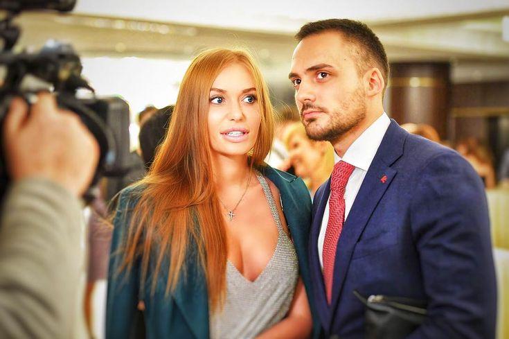 Слава Каминская провела новую фотосессию с мужем ко дню Святого Валентина  #СлаваКаминская #ЭдгарКаминский