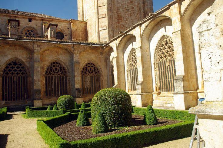 Fotos de: Soria - El Burgo de Osma - Catedral de la Asunción - Vista  in...
