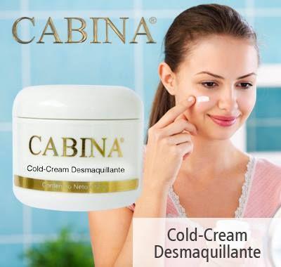 Esta crema desmaquillante por su consistencia sólida, posee un gran poder de arrastre muy útil para retirar maquillaje pesado, dejando la piel libre de impurezas. #CabinaMX
