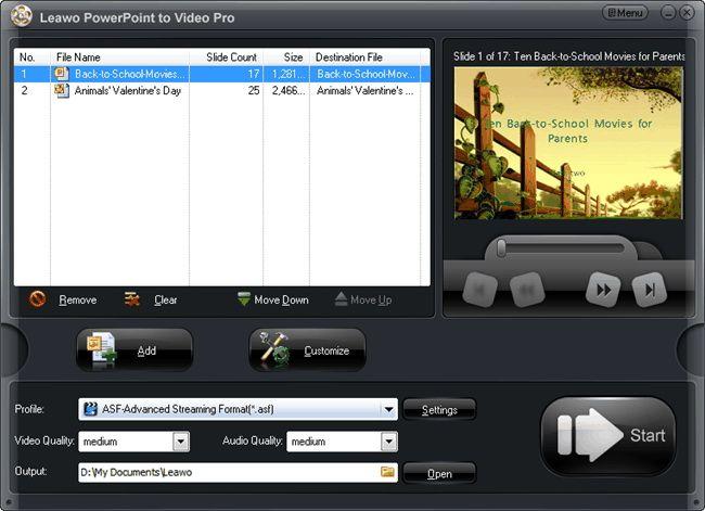 Lisanslı Yazılım ///  Leawo PowerPoint to Video Converter Pro 2.8 [Günün Ücretsiz Yazılımı]