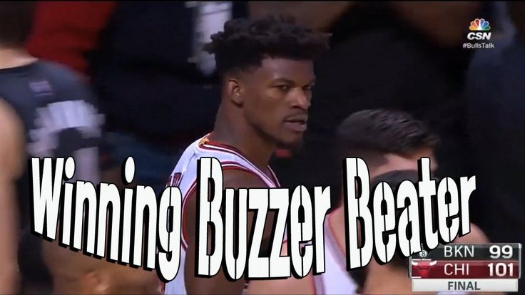 지미버틀러 위닝 버져비터 Jimmy Butler Winning Buzzer Beater @ 패니TV PennyTV 1080p(60...