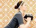 Workouts for pear-shaped girls