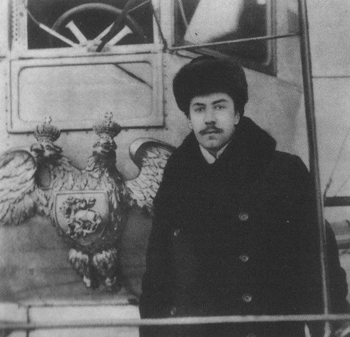 1889 Игорь Иванович Сикорский великий русский авиаконструктор, один из пионеров русского авиастроения