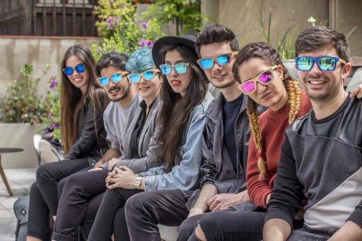 Presentación de la colección de las gafas de sol Radikalvip en Barcelona - RADIKALVIP LTD