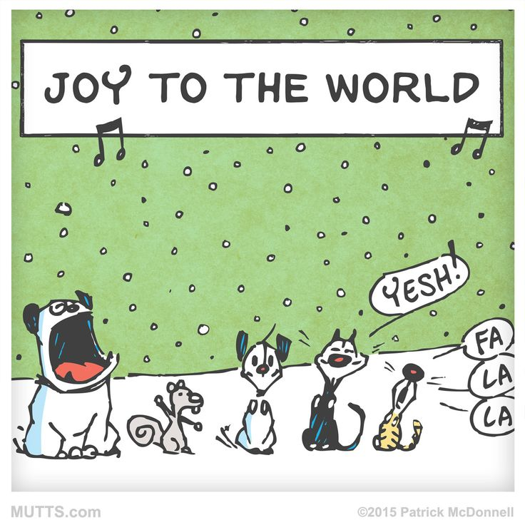 Keep track of holiday celebrations with your MUTTS wall calendar!