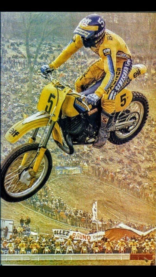 Pin by Hotzenplotz Herbert on Motocross - the golden years ...