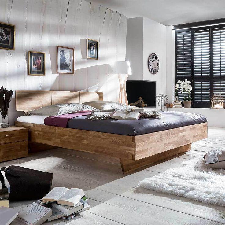 Die besten 25+ Großes bett Ideen auf Pinterest Beige bettbezüge - zirbenholz schlafzimmer modern