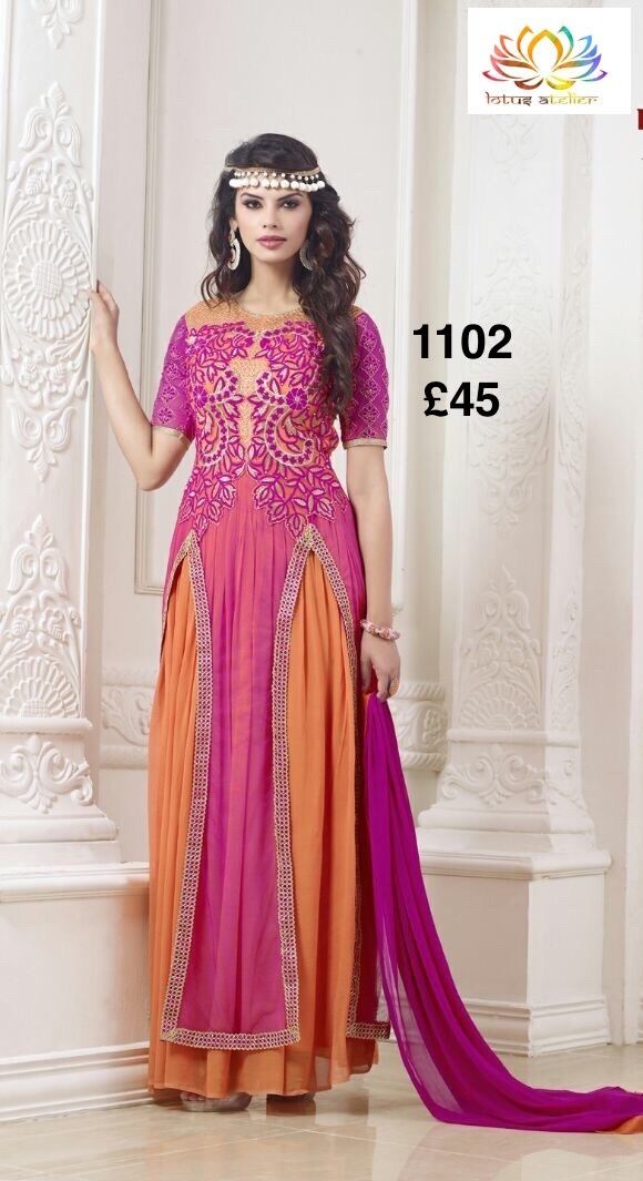 Mejores 37 imágenes de Indian Suits en Pinterest   Saris indios ...