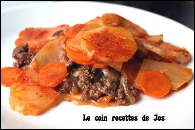 Le coin recettes de Jos: PÂTÉ CHALET