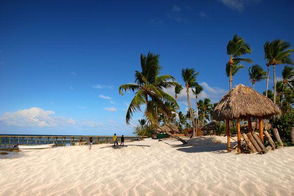 République Dominicaine, Punta Cana. #croisierenet.com #paysage #caraïbes #voyage #croisièrecaraïbes