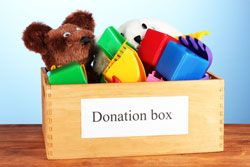 Where to Donate Used Toys – 9 Charities & Places to Consider -By Jacqueline Curtis