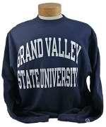 Super Cute for football Saturdays... Grand Valley State University Crewneck Sweatshirt