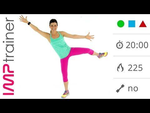 Fitness! Allenamento Cardio Completo Total Body a Casa - YouTube