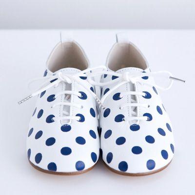 spotty shoes