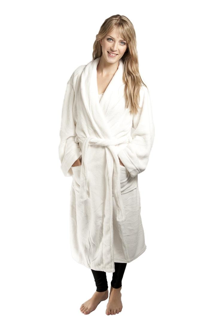 Womens winter warmer gown