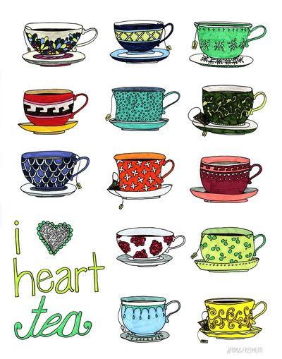 I Heart Tea