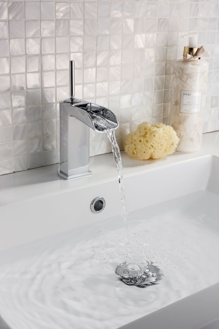 Love Me Mini Monobloc Bathroom Basin Tap from Crosswater http://www.crosswater.co.uk/product/love-me/love-me-mini-basin-monobloc-lm114dnc/