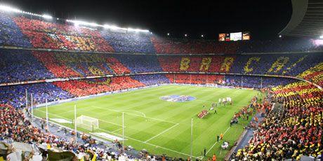 Køb fodboldrejser til FC Barcelona