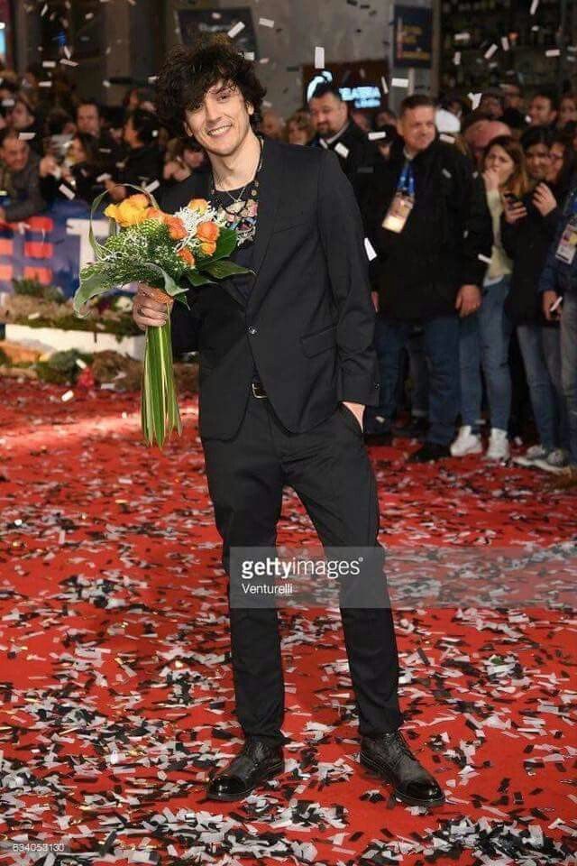 Red carpet Sanremo 2017