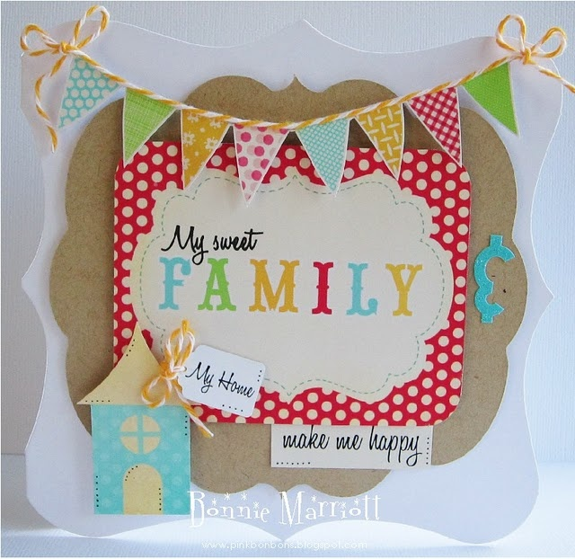 family: Cards Ideas, Colors, Colour Life, Families Cardstag, Preschool Ideas, Lil Families, Invitations Ideas, Families Cards Tags, Banners