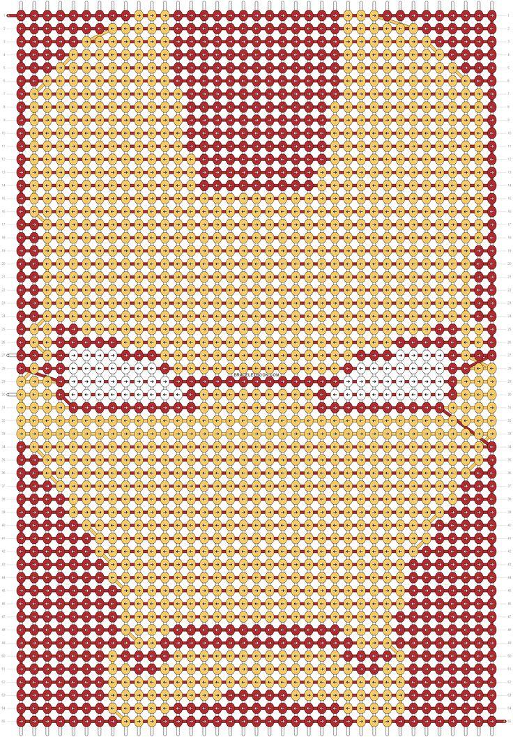 Alpha Pattern #15068 added by bookworm88 | Alpha patterns ...