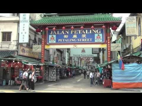 Kuala Lumpur: a video of Malaysia's bustling metropolis
