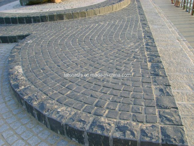 Basalt Granite Cube/Paving/Cobble Stone