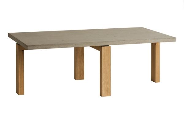 Rektangulärt soffbord kalksten (T3-Kalksten)