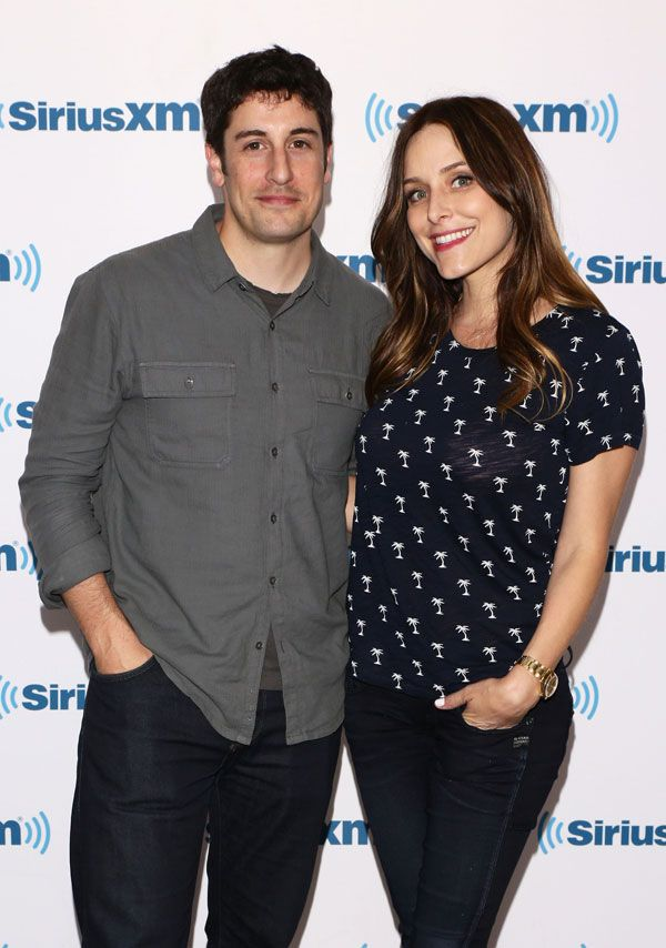 New Dad Jason Biggs Wishes He Could Breastfeed
