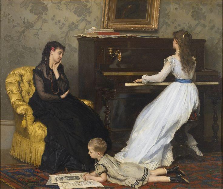 Gustave de Jonghe (Belgian, 1829 - 1893)