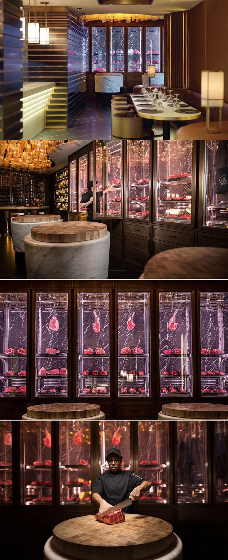 The Beefbar Butcher Shop, Monaco http://thecoolhunter.net/the-beefbar-butcher-shop-monaco/