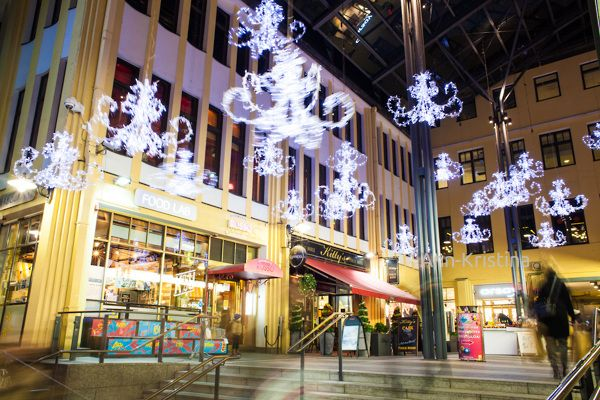 Ann-Kristina Al-Zalimi, helsinki, finland, christmas, joulu, jouluvalaistus, citykäytävä, joulukoristelu, joulunaika
