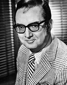 Steve Allen - (December 26, 1921 – October 30, 2000) was an American television personality, musician, composer, actor, comedian, and writer. He become the first host of The Tonight Show, where he was instrumental in innovating the concept of the television talk show.