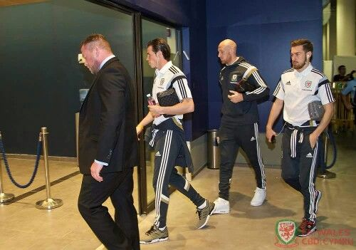 Ramsey and Wales national team