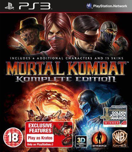 Mortal Kombat - Game of The Year Edition (PS3) Warner Bros. Interactive http://www.amazon.co.uk/dp/B006XTAQT2/ref=cm_sw_r_pi_dp_kJnQwb069068C