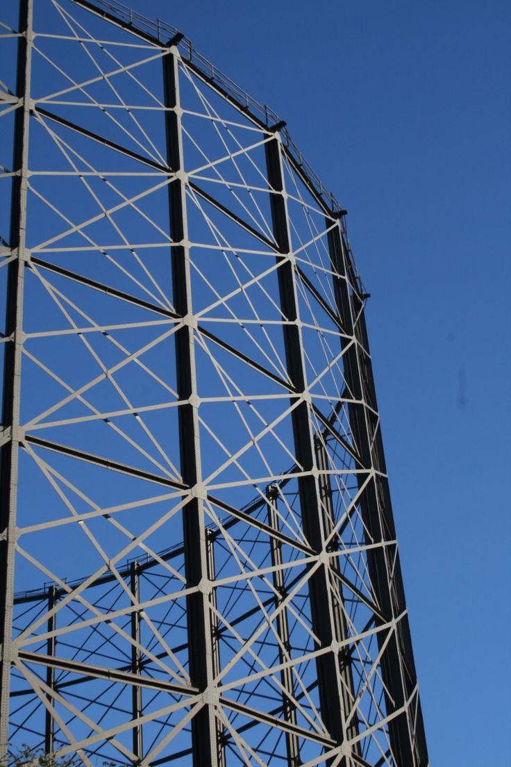 Greenwich Gas Tower