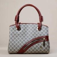 Handle Bag with Infront Zip