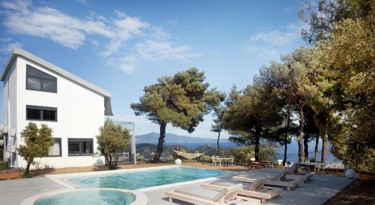 Ξενοδοχείο Entechnos Living (Ελλάδα Σκιάθος Πόλη) - Booking.com