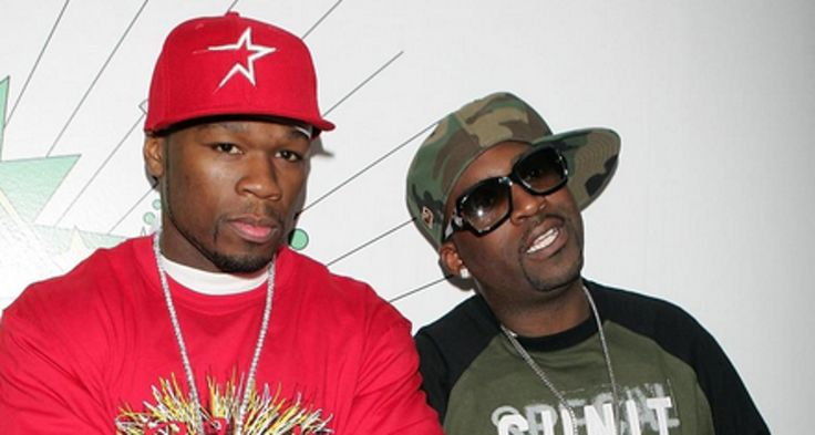 Watch 50 Cent Throw Tony Yayo Into A Bush