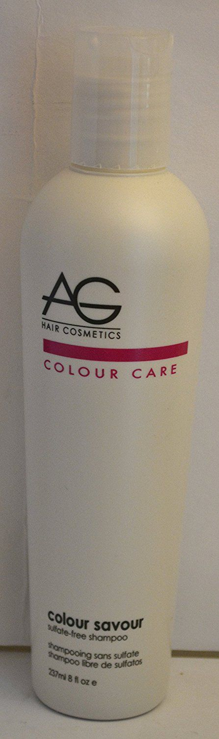 AG Hair Cosmetics Colour Care Colour Savour Sulfate-Free Shampoo 8 oz *** Click image for more details.