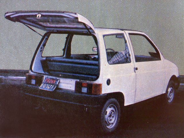 FIAT Cinquecento Prototypes