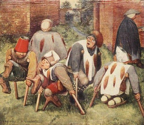 Brueghel :: Galeria de pinturas :: História da Arte :: Aula de Arte